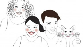 Caricatures- editing team